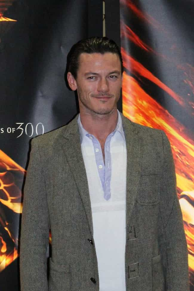 Luke Evans is listed (or ranked) 4 on the list Gay Actors Who Play Straight Characters