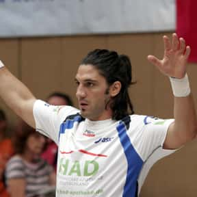 Bertrand Gille is listed (or ranked) 16 on the list List of Famous Handball Players