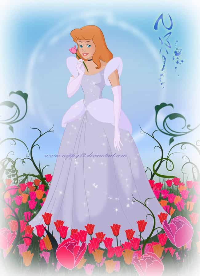 Cinderella is listed (or ranked) 3 on the list These Disney Princess Were Absolutely Terrible Role Models