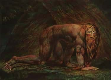 Nebuchadnezzar is listed (or ranked) 2 on the list Famous William Blake Paintings