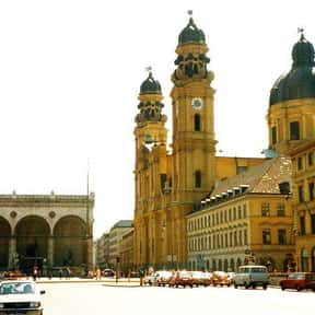 Odeonsplatz is listed (or ranked) 23 on the list The Top Must-See Attractions in Munich