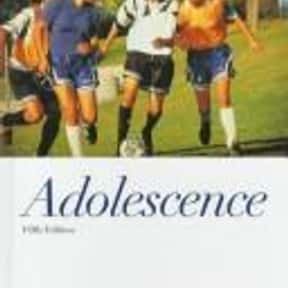 Adolescence is listed (or ranked) 1 on the list The Best Books About Developmental Psychology