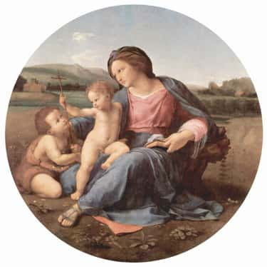Alba Madonna is listed (or ranked) 1 on the list The Greatest Famous Works of Madonna and Child Art
