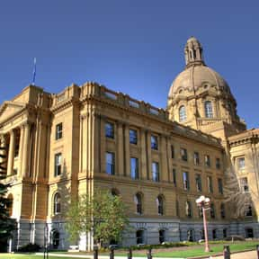 Alberta Legislature Building is listed (or ranked) 15 on the list Famous Beaux-Arts Architecture Buildings