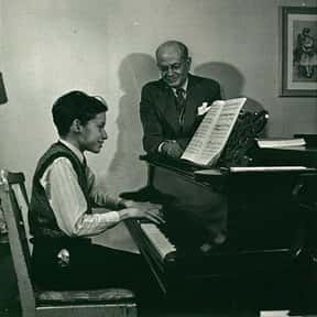 Alberto Guerrero is listed (or ranked) 22 on the list Famous Classical Pianists