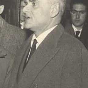 Alberto Moravia is listed (or ranked) 18 on the list Famous Screenwriters from Italy