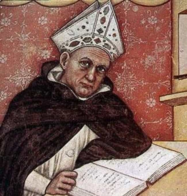 Albertus Magnus is listed (or ranked) 2 on the list Famous Astrologers from Germany