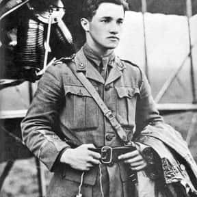 Albert Ball is listed (or ranked) 4 on the list The Top World War I Aces of United Kingdom