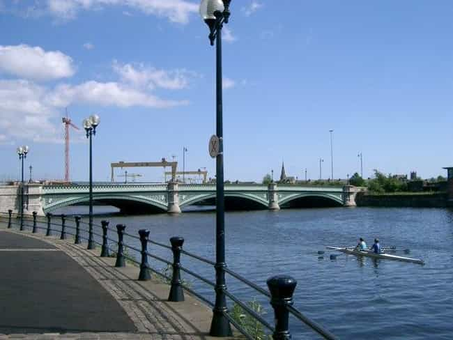Albert Bridge, Belfast is listed (or ranked) 1 on the list List of Famous Belfast Buildings & Structures