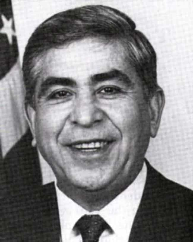 Albert Bustamante is listed (or ranked) 1 on the list Corrupt Democrats