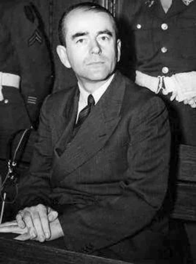 Albert Speer is listed (or ranked) 4 on the list List of Famous Architects
