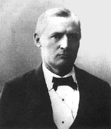 Albert Victor Bäcklund