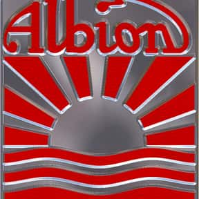 Albion Motors is listed (or ranked) 24 on the list List of Manufacturing Companies