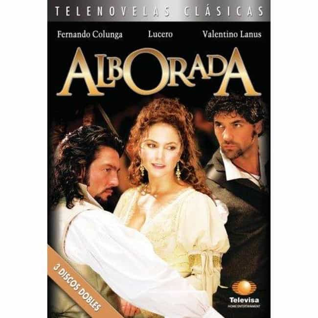 Alborada is listed (or ranked) 1 on the list TV Shows Produced By Carla Estrada