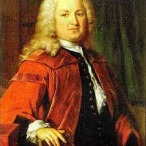 Albrecht von Haller is listed (or ranked) 23 on the list List of Famous Naturalists