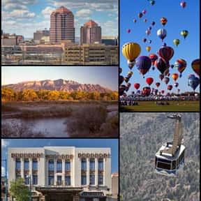 Albuquerque is listed (or ranked) 24 on the list The Best Cities for Retirement