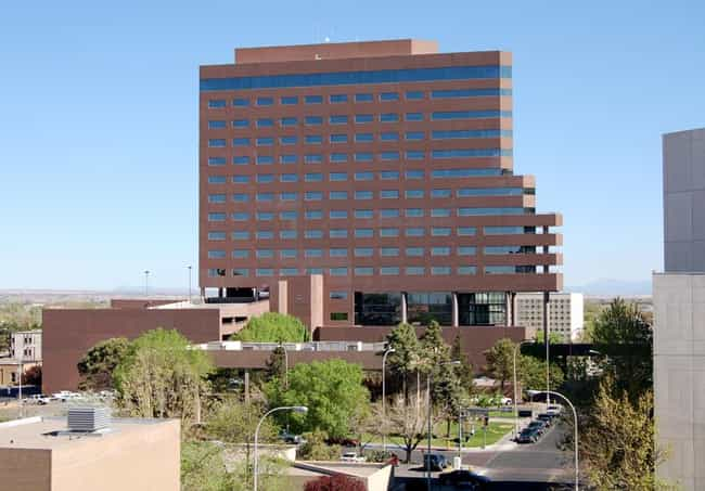 500 Marquette is listed (or ranked) 1 on the list List of Famous Albuquerque Buildings & Structures