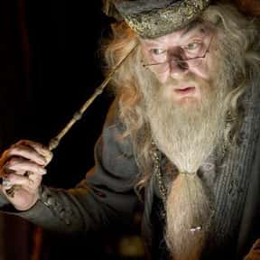 Professor Albus Dumbledore is listed (or ranked) 6 on the list The Best Movie Characters Of All Time