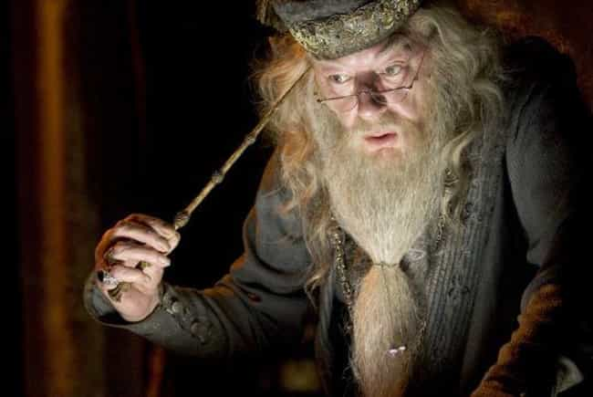 Professor Albus Dumbledo... is listed (or ranked) 6 on the list Sean Connery Nearly Played All Of Your Favorite Movie Characters