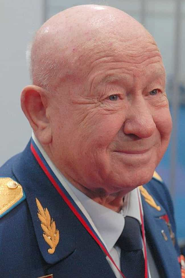 Alexey Leonov is listed (or ranked) 1 on the list Famous Astronauts from Russia