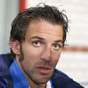 Alessandro Del Piero is listed (or ranked) 4 on the list The Best Soccer Players of the '90s