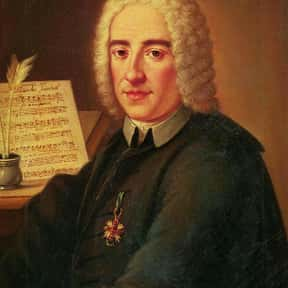 Alessandro Scarlatti is listed (or ranked) 10 on the list Famous People From Sicily