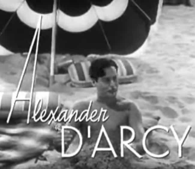 Alexander D'Arcy is listed (or ranked) 2 on the list Men Who Ava Gardner Has Dated
