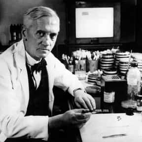 Alexander Fleming is listed (or ranked) 6 on the list List of Famous Biologists