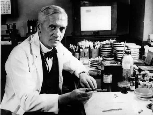 Alexander Fleming is listed (or ranked) 1 on the list Famous Scientists from Scotland