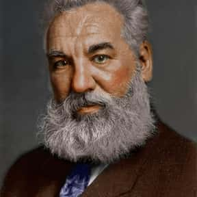Alexander Graham Bell is listed (or ranked) 4 on the list Famous University Of London Alumni
