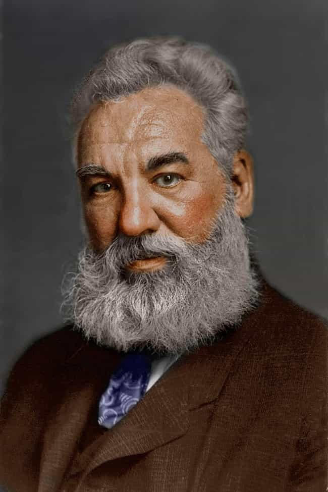 Alexander Graham Bell is listed (or ranked) 4 on the list Famous Male Scientists