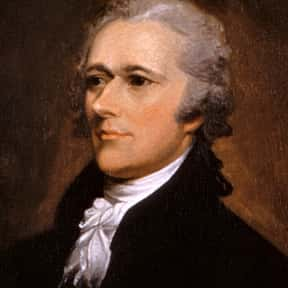 Alexander Hamilton is listed (or ranked) 9 on the list Famous Lawyers from the United States