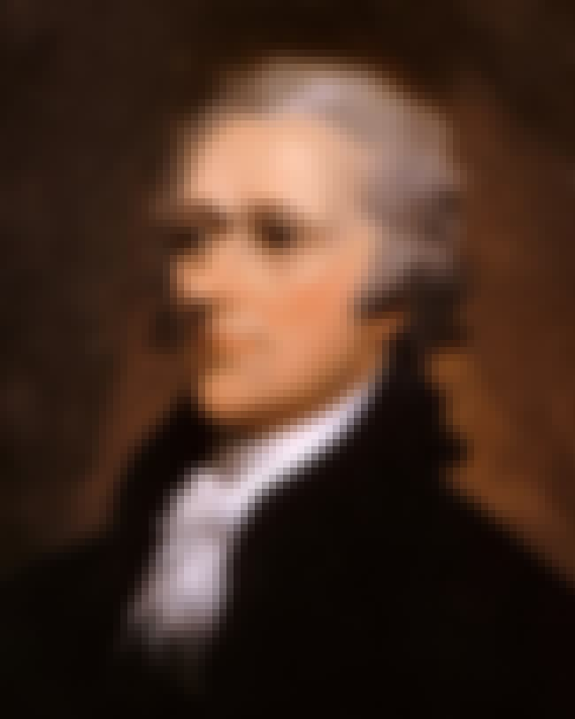Alexander Hamilton is listed (or ranked) 4 on the list List of Famous Financiers