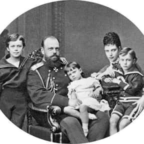 Alexander III of Russia is listed (or ranked) 16 on the list Famous Politicians from Russia