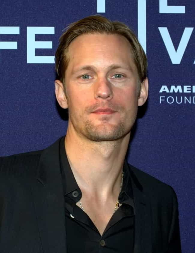 Alexander Skarsgård is listed (or ranked) 2 on the list Charlize Theron's Loves & Hookups