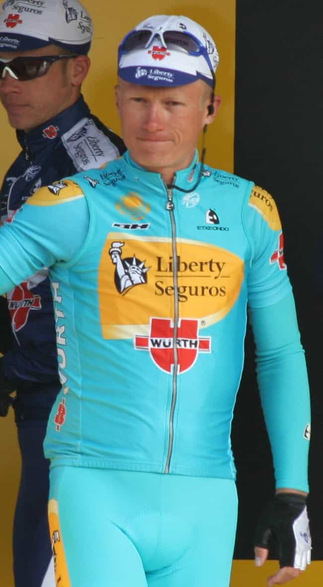 Alexander Vinokourov is listed (or ranked) 1 on the list The Best Olympic Athletes from Kazakhstan