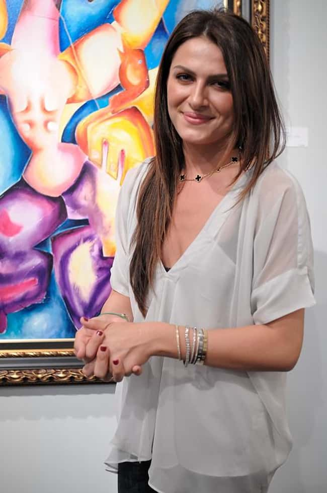 Alexandra Nechita is listed (or ranked) 10 on the list Famous Cubist Artists, Ranked