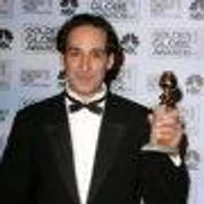 Alexandre Desplat is listed (or ranked) 21 on the list The Best Modern Composers, Ranked