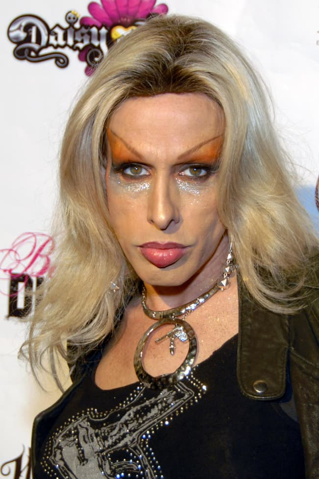 Alexis Arquette Is Listed Or Ranked  On The List  Famous Transgender Actresses