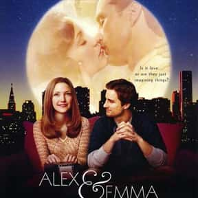 Alex & Emma is listed (or ranked) 19 on the list The Best Luke Wilson Movies