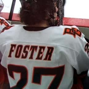 Alex Foster is listed (or ranked) 15 on the list Famous Hockey Players from United States