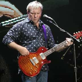 Alex Lifeson is listed (or ranked) 23 on the list Famous People Named Alexander