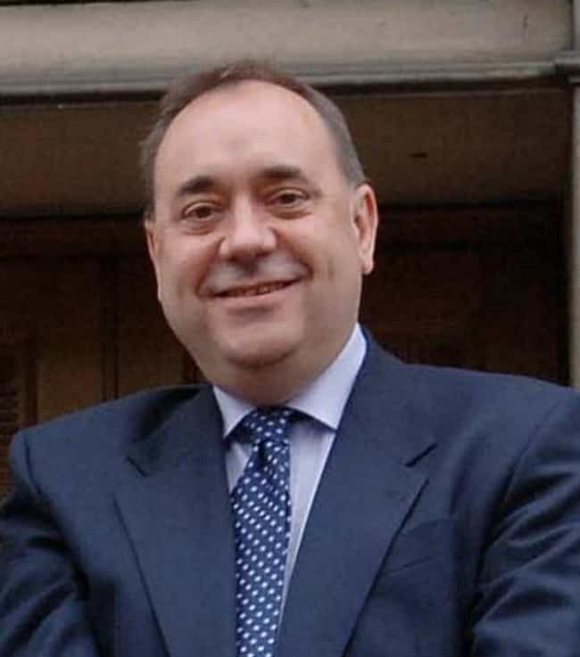 Alex Salmond is listed (or ranked) 3 on the list Famous Economists from Scotland