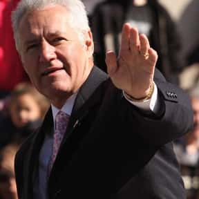 Alex Trebek is listed (or ranked) 21 on the list Famous People Named Alexander