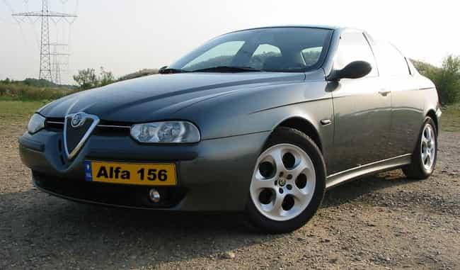 Alfa Romeo 156 is listed (or ranked) 8 on the list Full List of Alfa Romeo Models