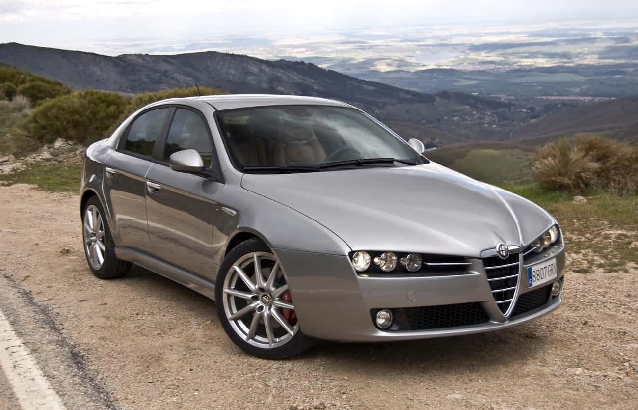 Alfa Romeo 159 is listed (or ranked) 4 on the list Full List of Alfa Romeo Models
