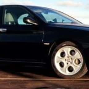 Alfa Romeo 166 is listed (or ranked) 3 on the list Every Car Reviewed by Top Gear