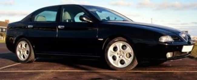Alfa Romeo 166 is listed (or ranked) 6 on the list Full List of Alfa Romeo Models