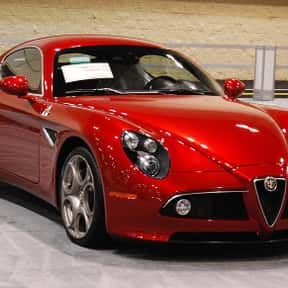Alfa Romeo 8C Competizione is listed (or ranked) 4 on the list Every Car Reviewed by Top Gear