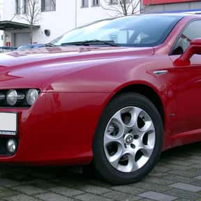 Alfa Romeo Brera is listed (or ranked) 5 on the list Every Car Reviewed by Top Gear